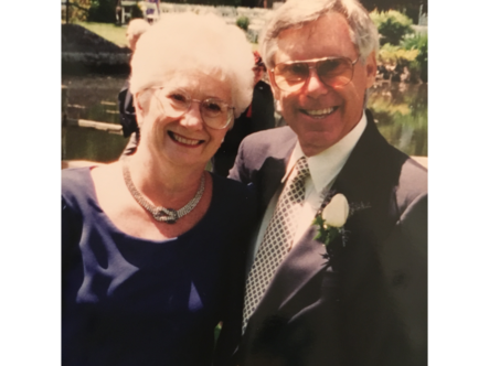 Stan and Marilyn: 20 years ago