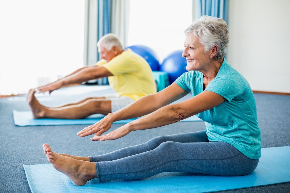 Healthy Aging for Seniors