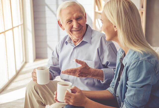 Family Matters: How to Understand and Connect with Your Aging Parents