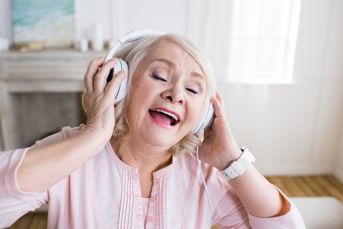 Music Therapy for Memory Care Residents
