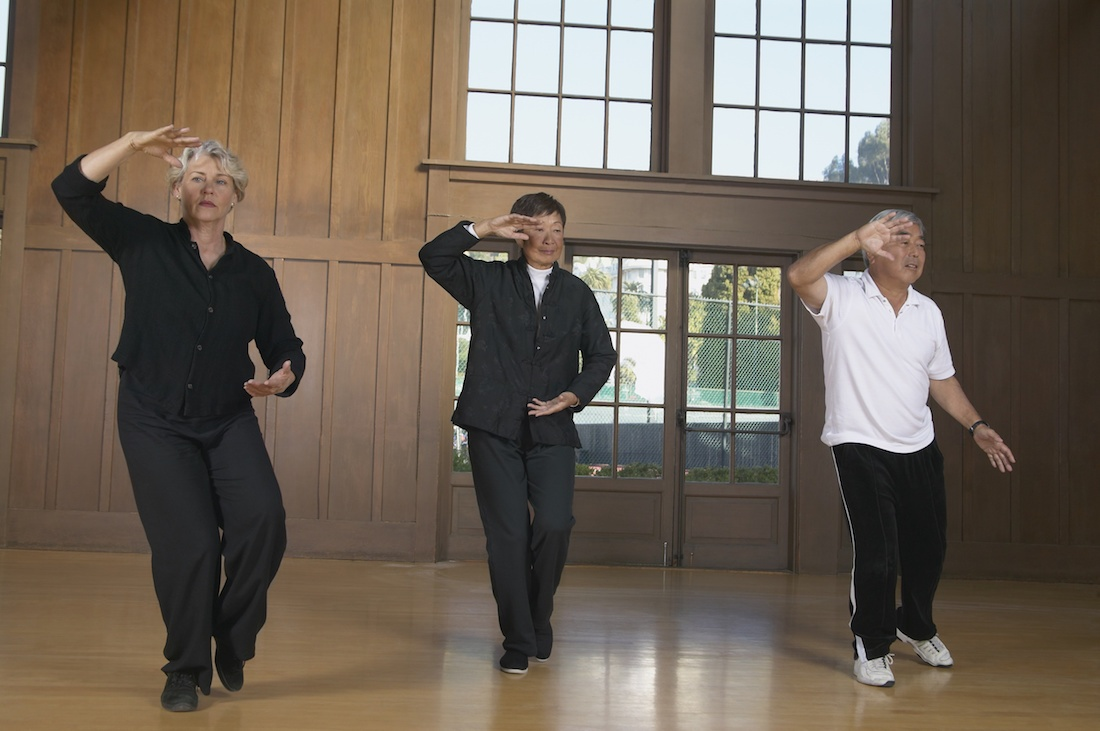Tai Chi and Senior Fitness