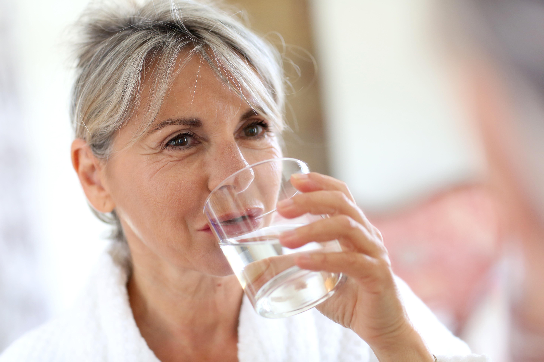 elderly dehydration