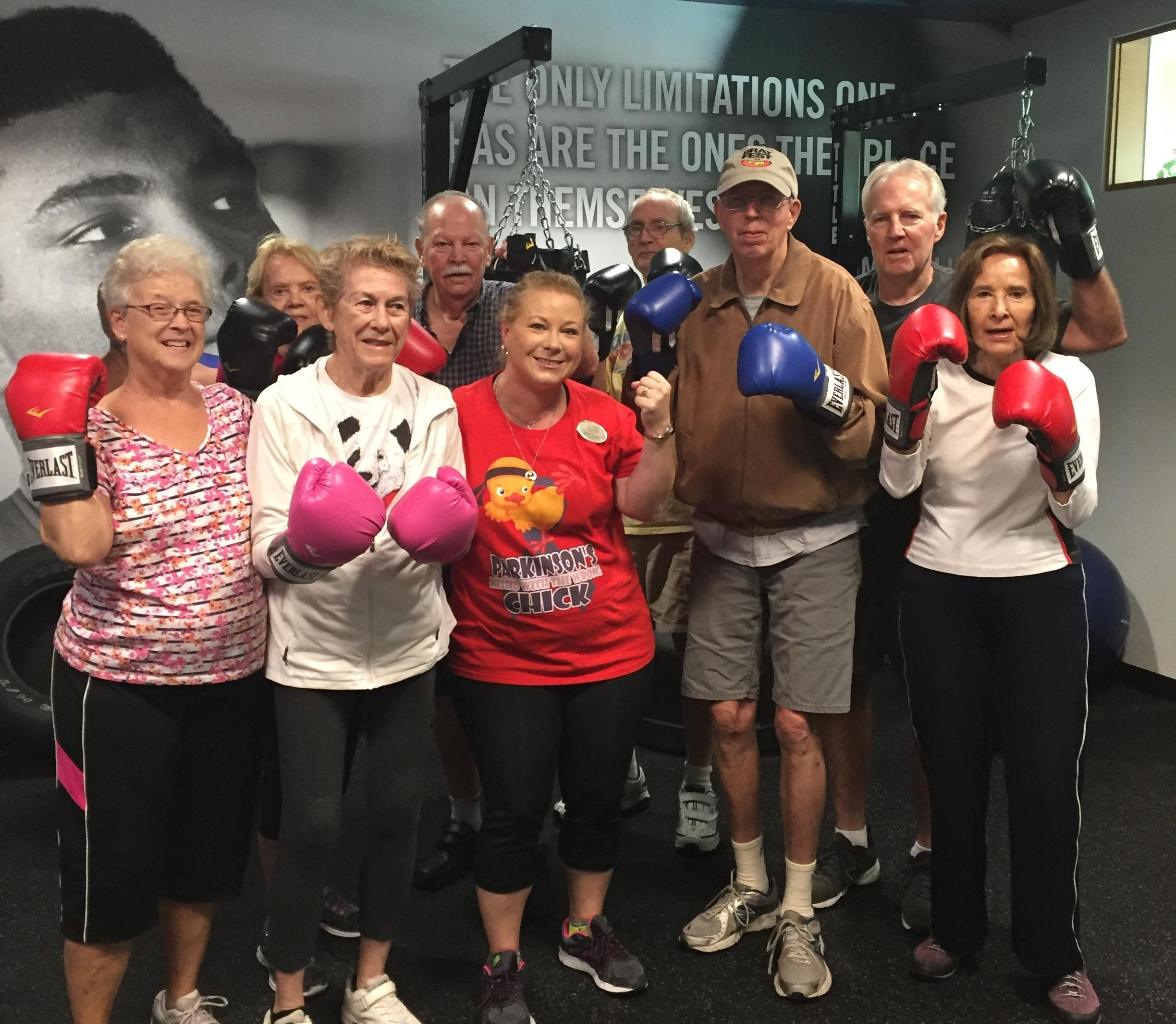 Rock Steady Boxing: Fighting Parkinson's