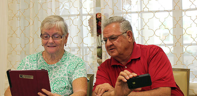 Teaching Tech: Helping Seniors Learn Technology