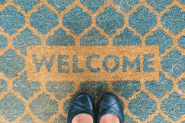 Resident Ambassador Program_Welcome Mat – The Goodman Group