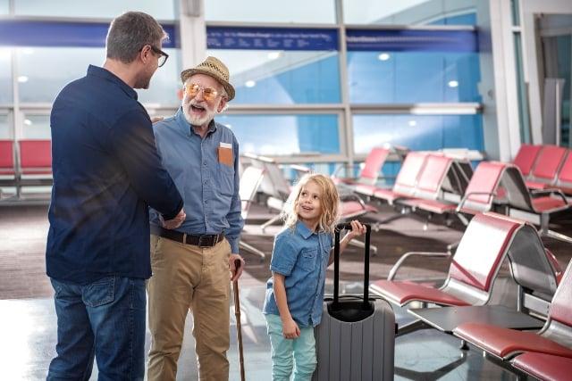 Senior Travel Tips - TGG