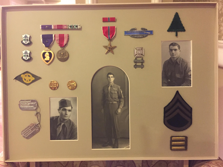 Eddie's Medals