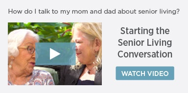 senior living conversation
